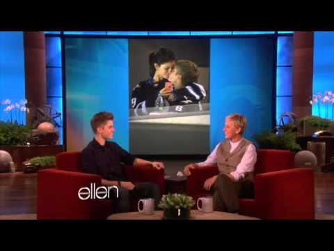 Justin Bieber Talks About Selena Gomez On...