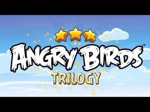 My Thoughts On The Angry Birds Trilogy On PS Vita