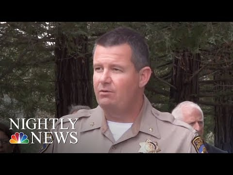 At Least Three Held Hostage By Gunman At California Veterans Home | NBC Nightly News