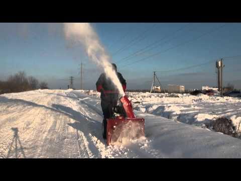 Бензиновый снегоуборщики Мобил К С65 Б6,5