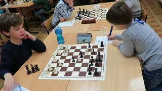 Khalbad Daniil vs Misha Osipov
