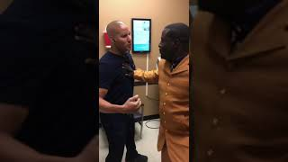 iPod Finds Famous Amos Gets His Dr Test Result And everything Came Negative