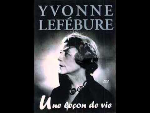 """Yvonne Lefébure plays Debussy """"La Danse de Puck"""" & """"Minstrels"""""""
