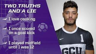 Two Truths & a Lie: George Tasouris