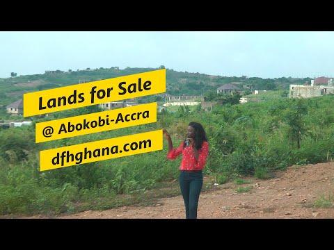 DFHGHANA.COM | 510 ACRES OF LAND FOR SALE @ ABOKOBI - ACCRA