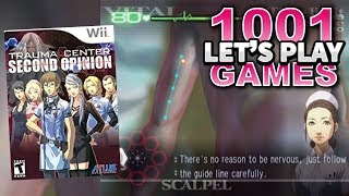 Trauma Center: Second Opinion (Wii) - Let
