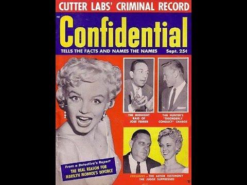 "Marilyn Monroe, Joe Dimaggio And Frank Sinatra - ""The Wrong Door Raid"" Incident 1954"