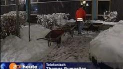 ZDF heute spezial - Einsturz der Eishalle in Badreichenhall