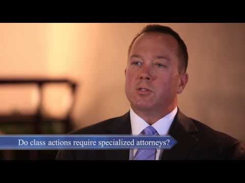 Understanding Class Action Lawsuits: Specialized Law