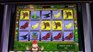 как выиграть в crazy monkey на azino777