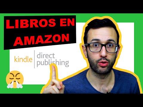 📕 Cómo Vender Libros En Amazon - Ebook Y Papel PASO A PASO