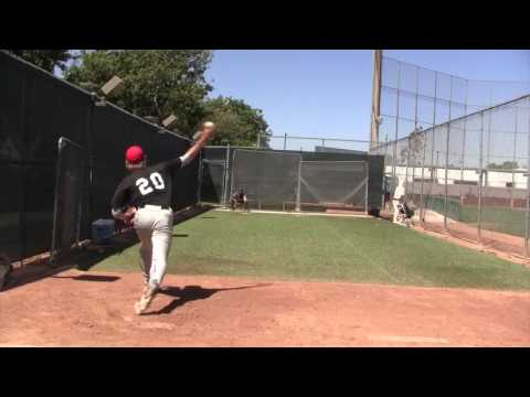Santa Ana College Josh Ludeman RHP