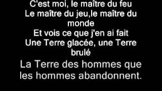 أغنية فرنسية مترجمة للمغنية زازي