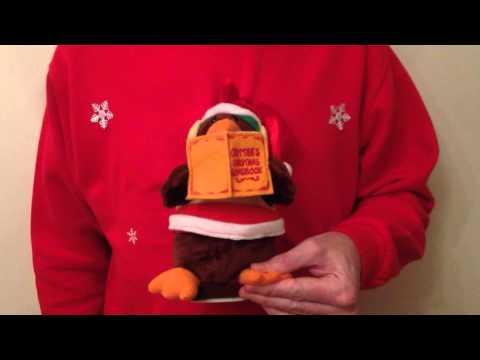 Musical Christmas Jumper