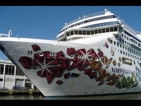 New York to Port Canaveral, to Great Stirrup  Cay, and Nassau, Bahamas on board Norwegian Gem