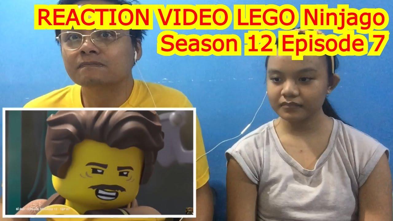 Download Reaction Video LEGO Ninjago Season 12 Episode 7 The Cliffs Of Hysteria