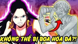 Luffy có Suy Nghĩ Đen Tối?! | Những Nhân Vật Không Thể Bị Hóa Đá Bởi Boa Hancock