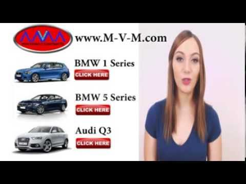 Car Lease 2014 UK - BMW 1 series - BMW 5 series - AUDI Q3