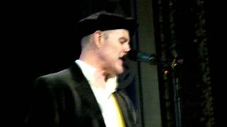 Thomas Dolby live in Seattle 10-10-2011 - Evil Twin Brother