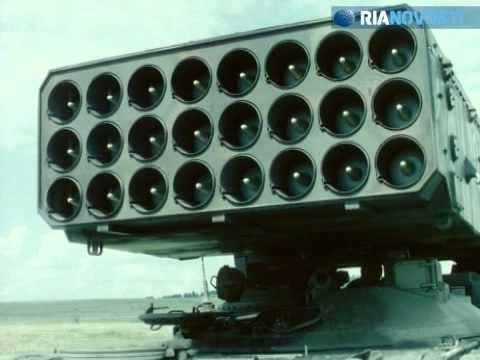 Hoả lực TOS 1 Buratino của Nga mạnh đến đâu    Hoa luc TOS 1 Buratino cua Nga manh den dau   VTC News   Hơi thở cuộc sống   Hoi tho cuoc song