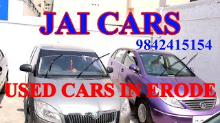 JAI CARS USED CARS IN ERODE