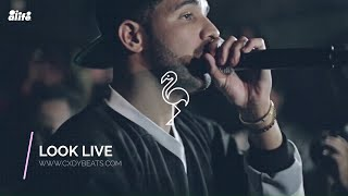(FREE) Drake ft. ASAP Rocky Type Beat - Look Live
