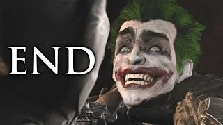 Batman Arkham Origins Ending / Final Boss - Gameplay Walkthrough Part 21