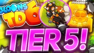 Bloons TD6 [PL] odc.3 - Tier 5 ! MASAKRA :D