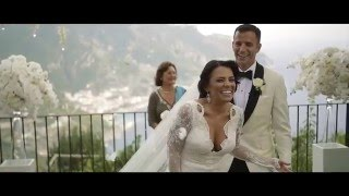 Zia & Kyle // Wedding video in Ravello (Italy)