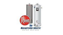 Best Residential Water Heater (Rheem VS Bradford)