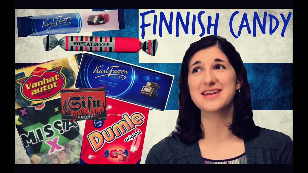 american girl tries finnish