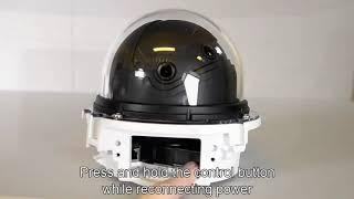 AXIS P3807-PVE vidéo