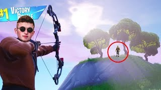 Getting A VICTORY ROYALE With *NEW* Boom Bow! (LIVE)