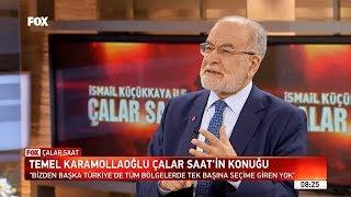Temel Karamollaoğlu, FOX TV Çalar Saat Programına Konuk Oldu - 11.02.2019