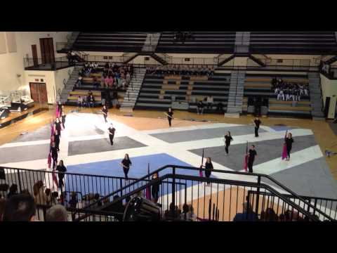 Fort Payne High School Winterguard Field Day