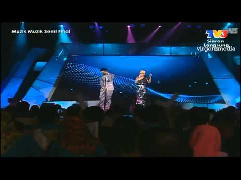Kembali - Akim ft. Stacy (Muzik Muzik 28 Semifinal)