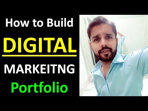 Digital Marketing Portfolio   Importance of Portfolio in Digital Marketing  for Beginners & Starters