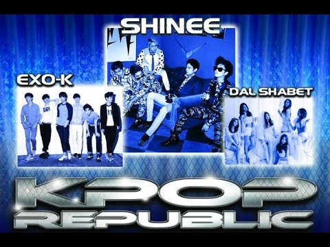K-Pop Republic - SHINee (Lucifer)