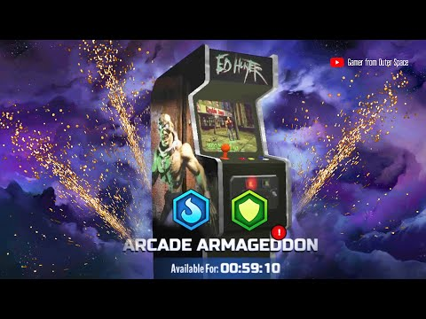NEW! ARCADE ARMAGEDON DUNGEON (First Run) |