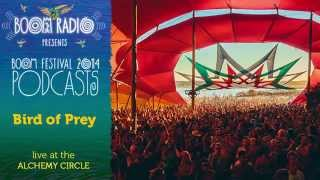 Bird of Prey - Alchemy Circle 10 - Boom Festival 2014