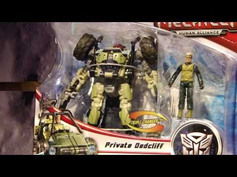 Seibertron.com Toy Fair 2011 Transformers DotM Mechtech Human Alliance