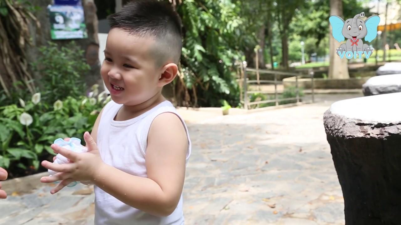 image Mười Ngón Tay Thơm - Bé Voi | Nhạc Thiếu Nhi Hay | Voi TV