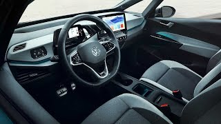 2020 Volkswagen ID.3 Electric Car- Interior Design