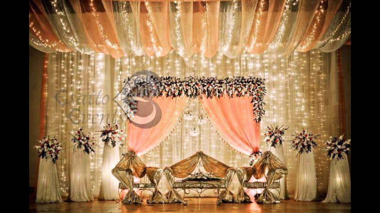 Wedding Decorators Reception Decoration Stage Decoration