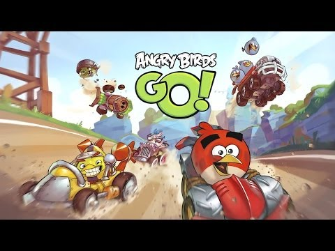 Angry Birds Go! - Universal - HD (Sneak Peek) Gameplay Trailer