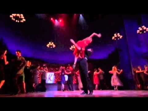Charlotte Gooch In Dirty Dancing, Berlin Production