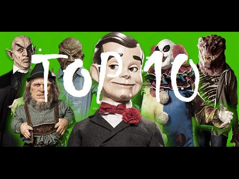 Top 10 STRONGEST Goosebumps Monsters ( & villains )