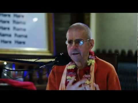 Lecture - Giriraj Swami - SB 10.3.18 - We do not Reject the Body