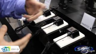 Scosche Lightning Cable Connector/Charger for Home & Car | CES 2013