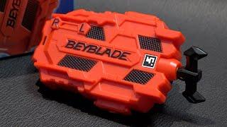 DUAL THREAT LAUNCHER! - Hasbro's BEST Beyblade Burst Evolution Launcher!